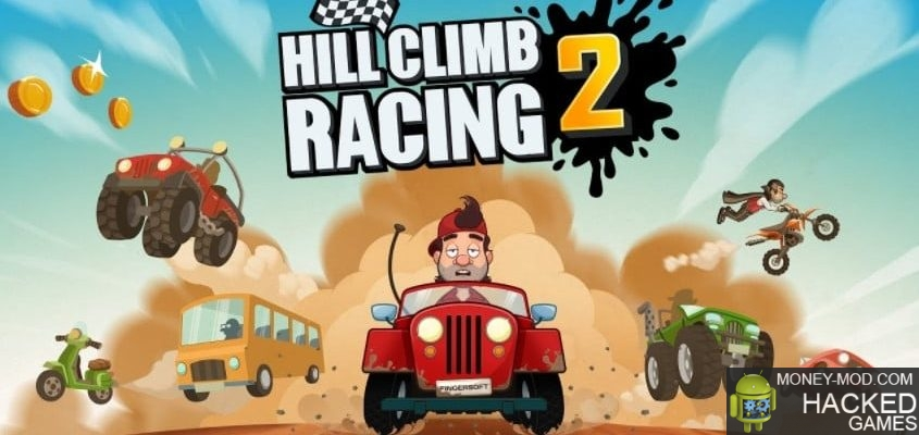 Hill Climb Racing 2 (Money mod)