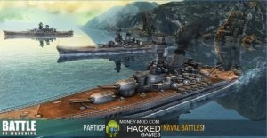 Battle of Warships (Mod Money, Unlocked)