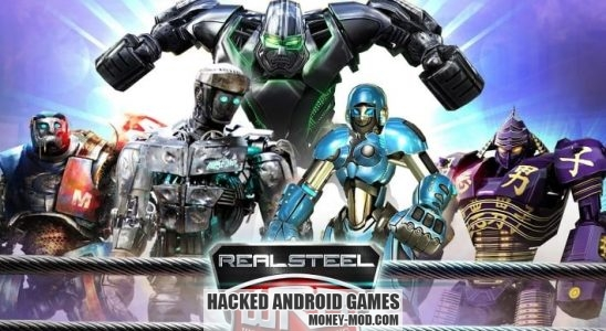 Real Steel World Robot Boxing (Mod Money)