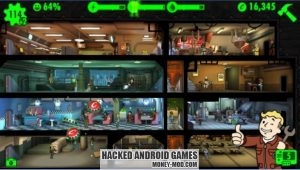 Hacked Fallout Shelter Mods