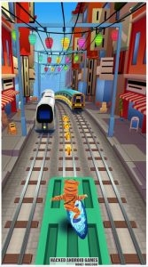 Hacked Subway Surfers Mod
