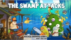 Hacked Swamp Attack Mod