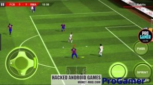 Real Football 2012 Mod Money