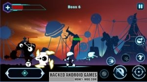 Stickman Ghost 2 Galaxy Wars (Mod Money)