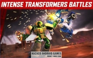 TRANSFORMERS Forged to Fight Hack Mod