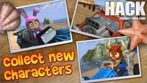 Beach Buggy Blitz Hack