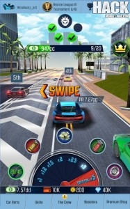 Nitro Racing GO (Mod Money)