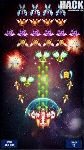 Space Shooter Galaxy Attack (Mod Money)